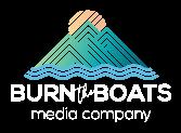 Burn the Boats Media Logo