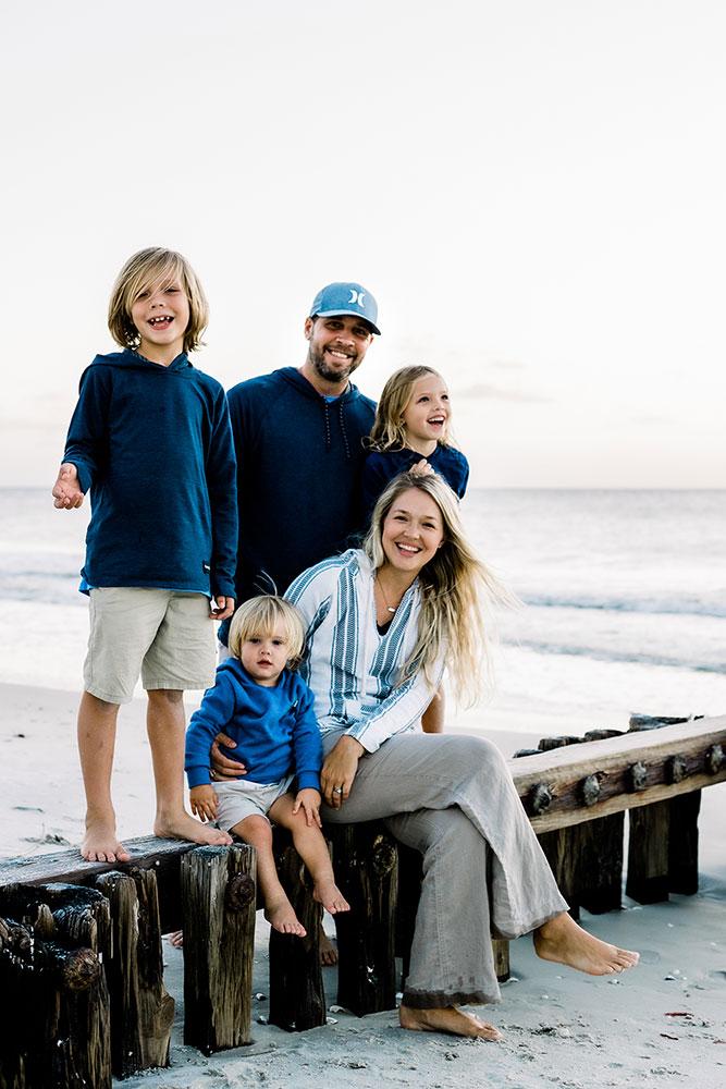 jessica lebrun family