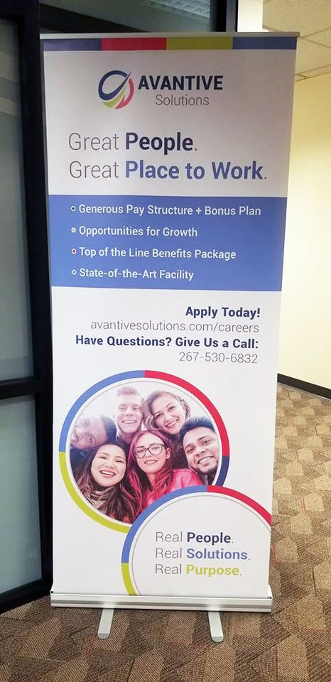 job fair banner design naples fl