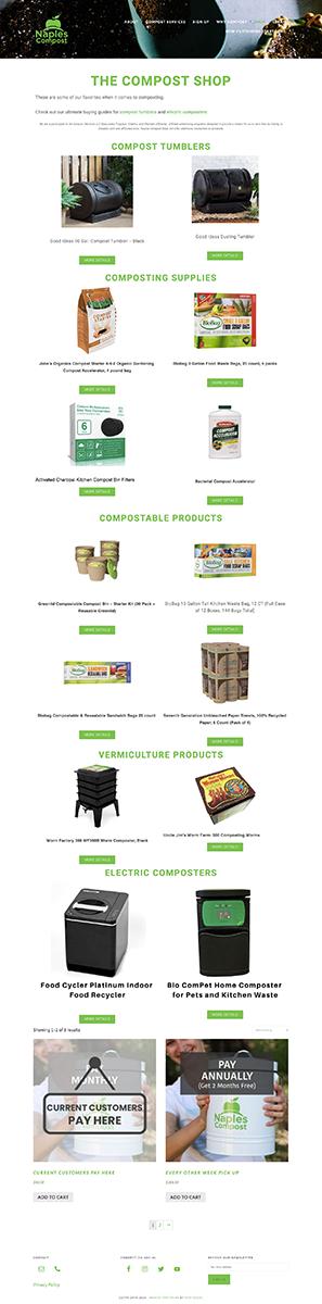 ecommerce business websites southwest florida