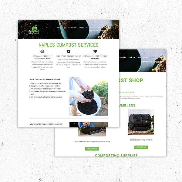 ecommerce websites naples