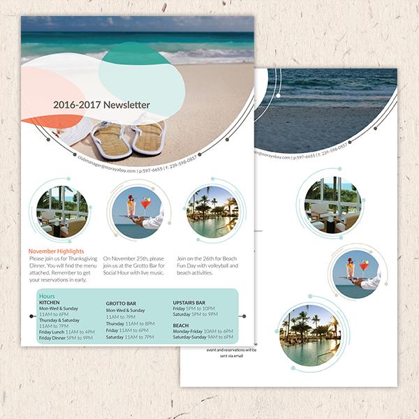 newsletter designer