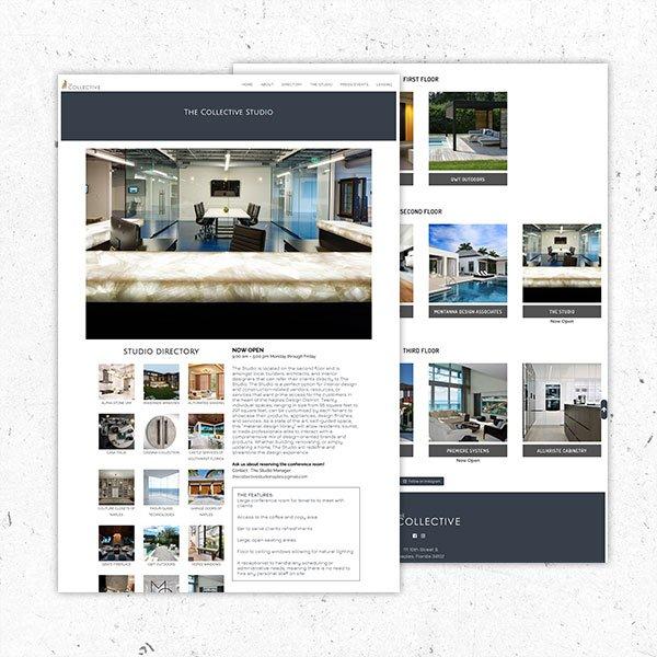 web design naples fl the collective
