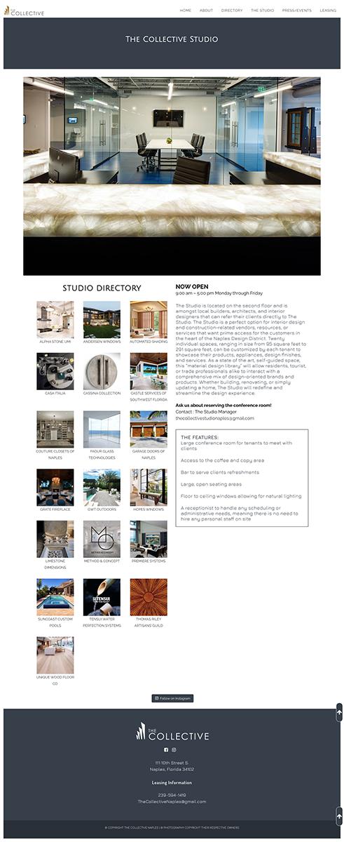 website designer swfl