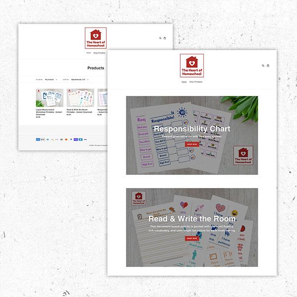 ecommerce website developer