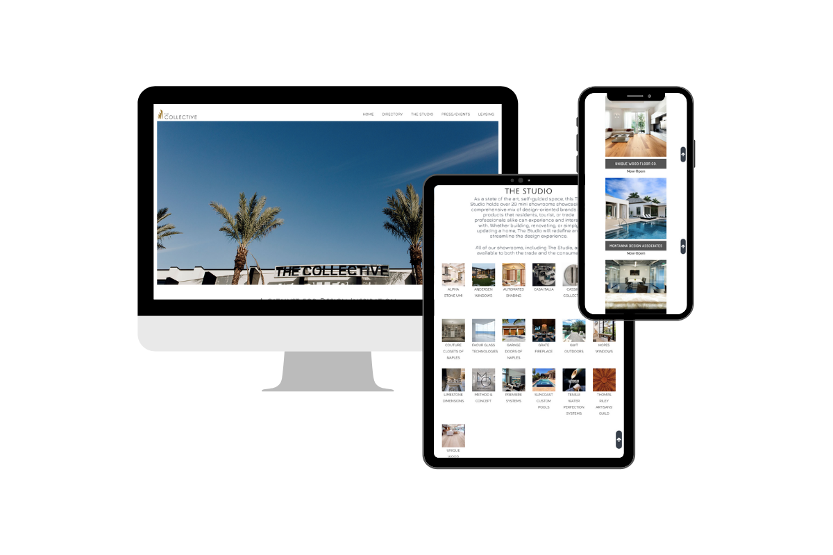 website designer collier county