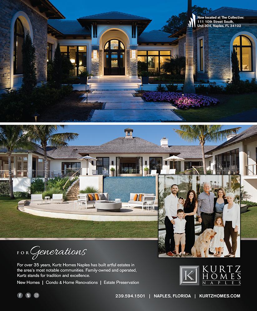 kurtz homes ad design