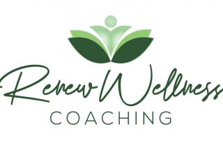 Renew Wellness Coaching logo design