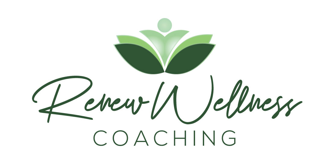 Renew Wellness Coaching Logo Design