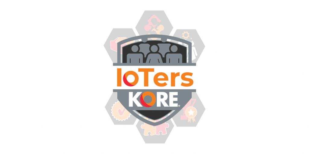 kore wireless logo design