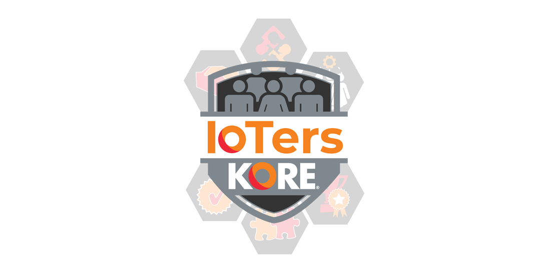 kore wireless logo design