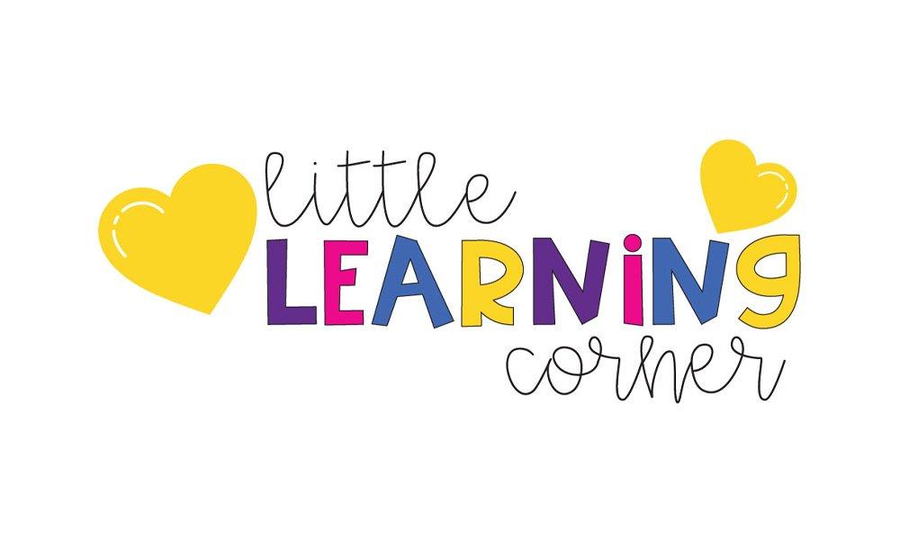 little learning corner logo design