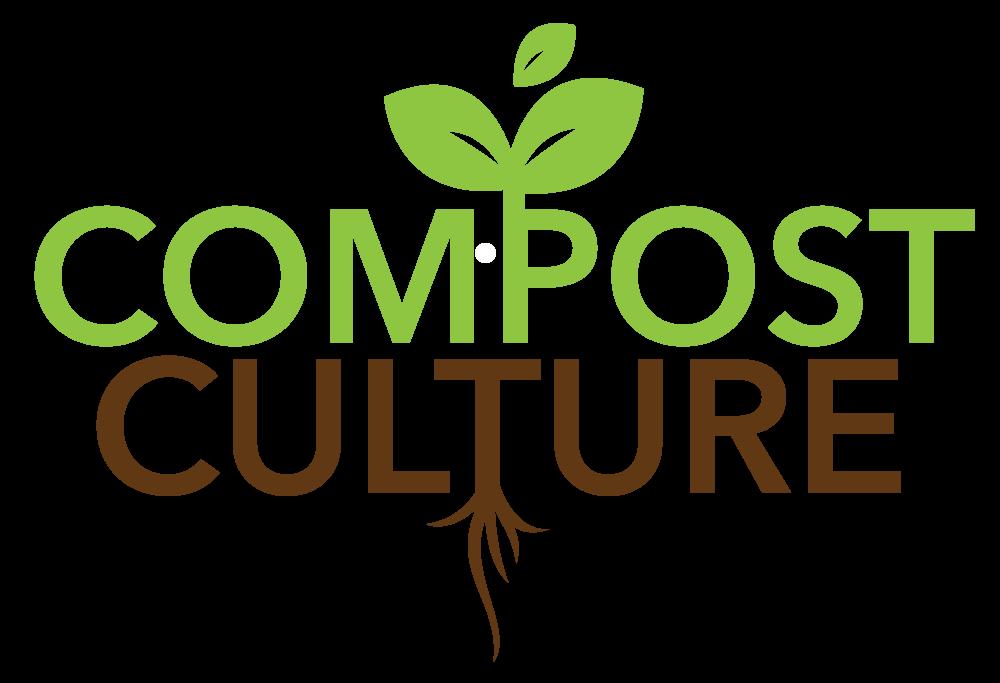 the compost culture logo design