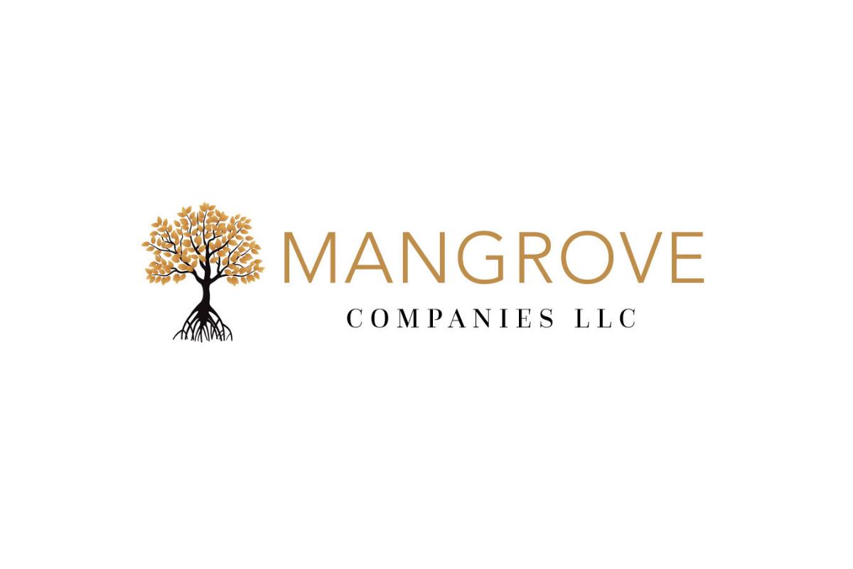 mangrove companies logo design