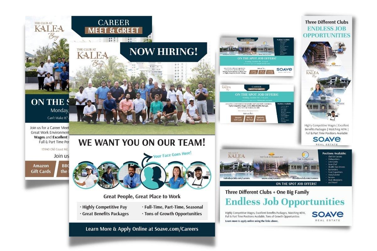 kalea bay recruiting collateral